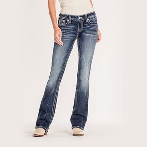 Miss Me Sunny Boot Cut Jeans